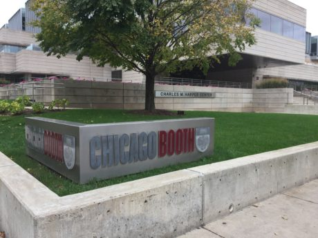 @ Chicago Booth